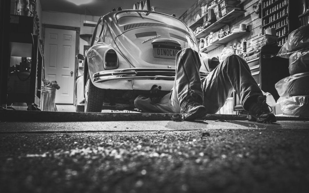 Five Ways to Develop Your Garage