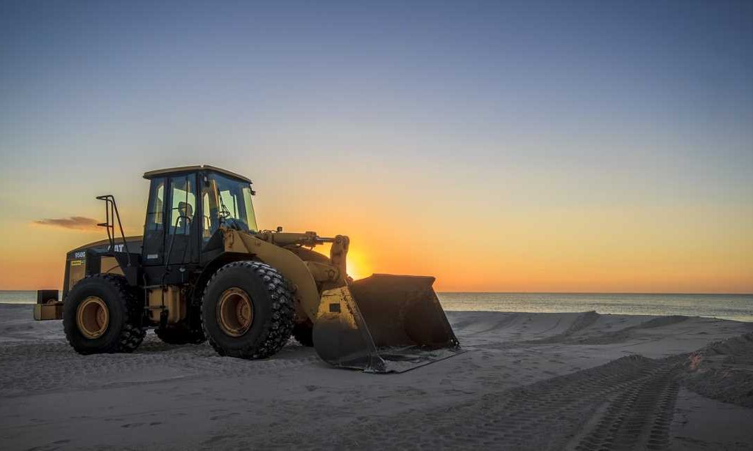 Driving and Safety Guidelines for Track Loaders