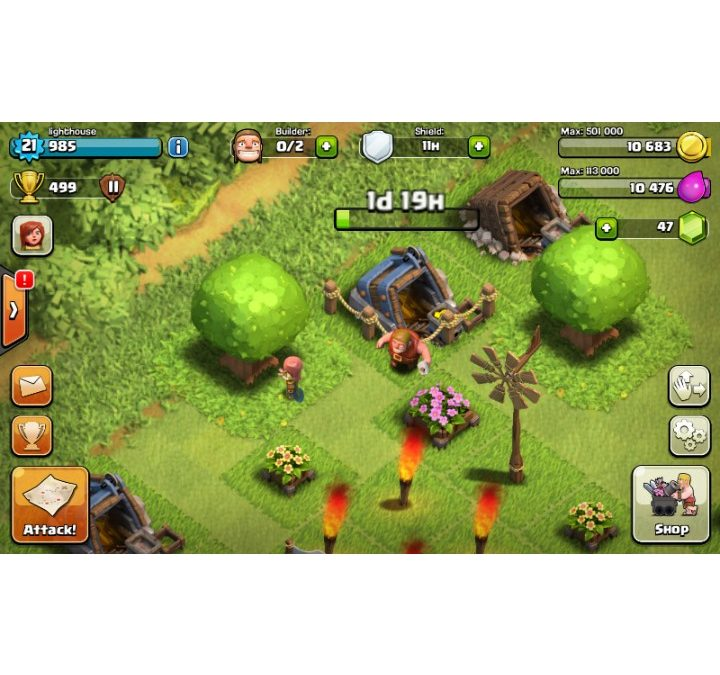 Clash of Clans – One of the Most Popular MMO Games